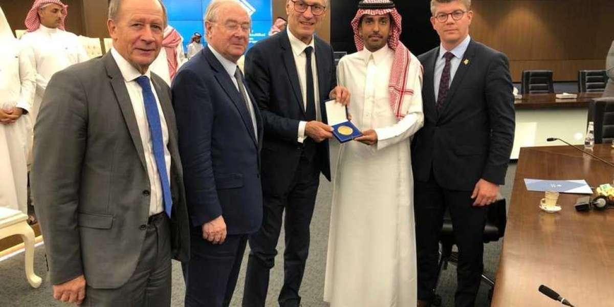 Jean Bizet s'intéresse à l'Arabie Saoudite